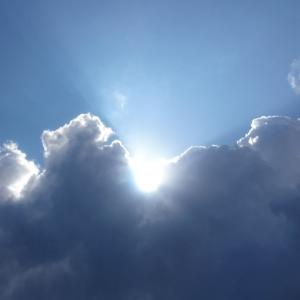 Sol i núvols a S'Agaró