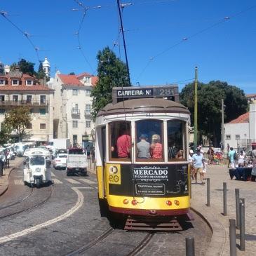 Tramvia de Lisboa