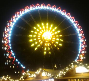 Nòria Alexanderplatz Berlin