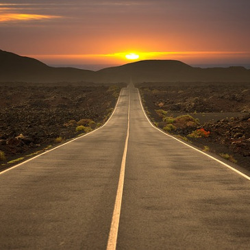 carretera desert