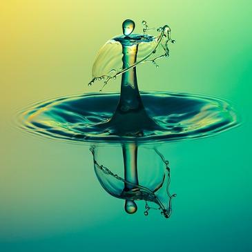Gota d'aigua