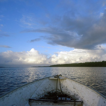Barca i horitzó